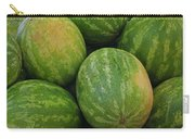 Watermelon IIi Carry-all Pouch