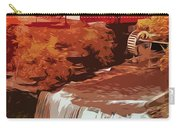 Watermill In Autumn Carry-all Pouch