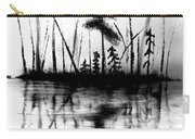 Waters Edge Carry-all Pouch by Denise Tomasura