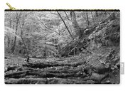 Waterscape In Bw Carry-all Pouch