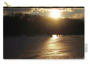 Watershed Sunset Carry-all Pouch