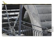 Waterwheel Detail Carry-all Pouch