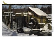 Waterwheel With Snow Carry-all Pouch
