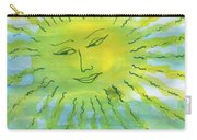 Watery Sunshine Carry-all Pouch