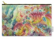 Watery World 2 Carry-all Pouch