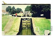 10945 Watford Locks On The Grand Union Canal Carry-all Pouch