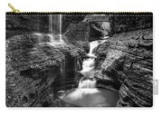 Watkins Glen Rainbow Falls #2 Carry-all Pouch