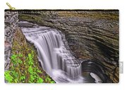 Watkins Glen State Park Waterfall 006 Carry-all Pouch