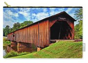 Watson Mill Covered Bridge 040 Carry-all Pouch