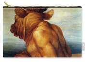 Watts: The Minotaur Carry-all Pouch