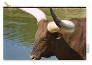 Watusi Bull Carry-all Pouch