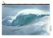 Wave And Spray Carry-all Pouch