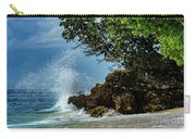 Wave Crashing Punta Cana Carry-all Pouch