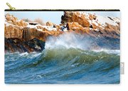 Wave Mirrors Rock Carry-all Pouch