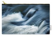 Wave Of The Veil On The River Carry-all Pouch