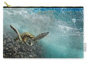 Wave Rider Turtle Carry-all Pouch