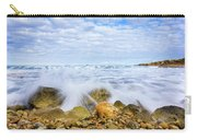 Wave Splash Carry-all Pouch by Gary Gillette