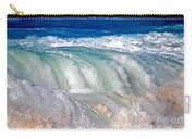 Wave Waterfall, Sunset Beach, Hawai'i Carry-all Pouch
