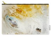 Wave Whitewash Carry-all Pouch