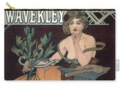 Waverley Cycles - Paris 1898 Carry-all Pouch