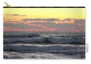 Waves At Dawn  5-3-15 Carry-all Pouch