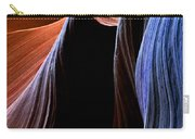 Waves Carry-all Pouch by Mike  Dawson