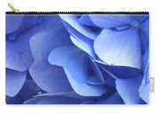Waves Of Blue Carry-all Pouch