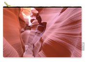 Waves Of Colorful Sandstone Carry-all Pouch