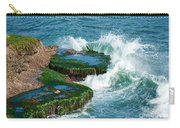 Waves Of La Jolla Carry-all Pouch