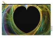 Waves Of Love - Romance Carry-all Pouch