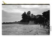 Waves On The Ganges Carry-all Pouch