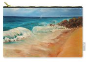 Waves, Rocks, Yachts Carry-all Pouch