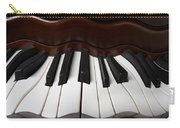 Wavey Piano Keys Carry-all Pouch