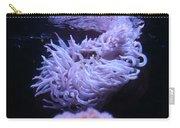 Waving Sea Anemone - Aquarium Carry-all Pouch