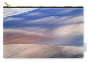 Wavy Hills Abstract. Moravian Tuscany Carry-all Pouch