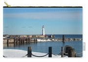 Wawatam Lighthouse Carry-all Pouch