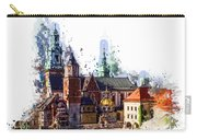 Wawel Castle Cracow Carry-all Pouch