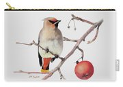 Waxwing Carry-all Pouch