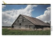 Way Of Life - Weathered Barn In Kansas Carry-all Pouch