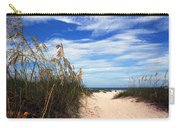 Way Out To The Beach Carry-all Pouch