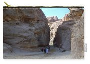 Way To Petra Carry-all Pouch