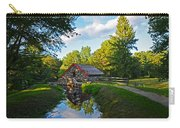 Wayside Inn Grist Mill Reflection Carry-all Pouch