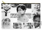 We All Smile In The Same Language Carry-all Pouch