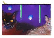 We Two Cats Carry-all Pouch