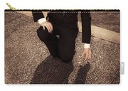 Wealth Of Discovering New Avenues Of Business Carry-all Pouch