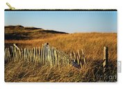 Weathered Dune Fence. Carry-all Pouch