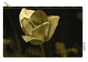 Weathered Golden Tulip Carry-all Pouch