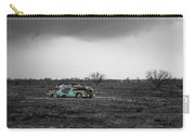 Weathered - Old Car In Texas Field Carry-all Pouch