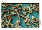 Weathered Wall Art Carry-all Pouch