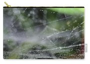 Web After Rain 2 Carry-all Pouch